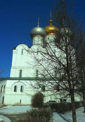 Собор Новодевичьего