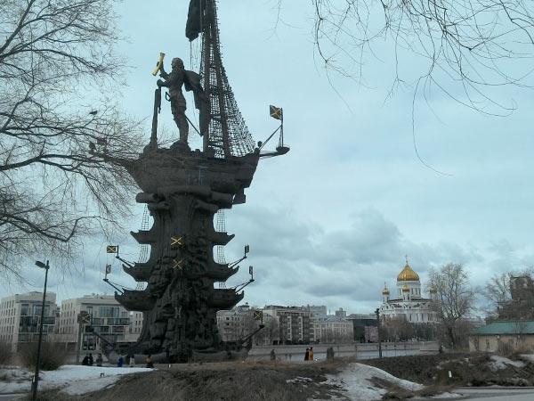 Два измерения московского ландшафта