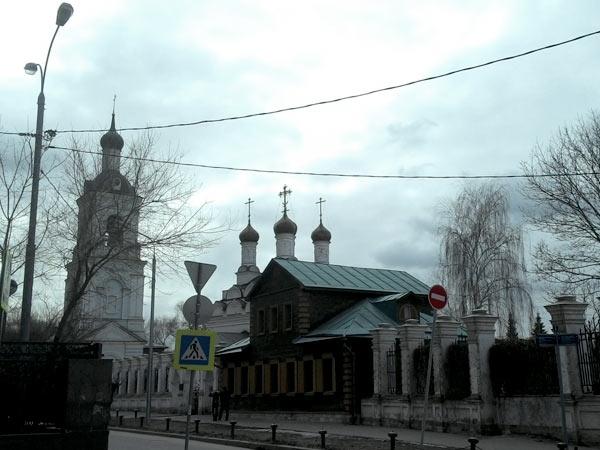 церковь Николы в Голутвине