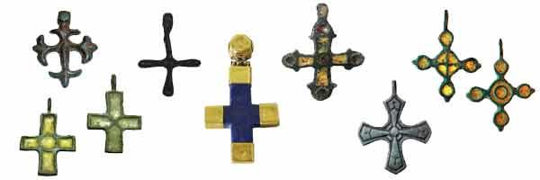 кресты XI-XIII вв