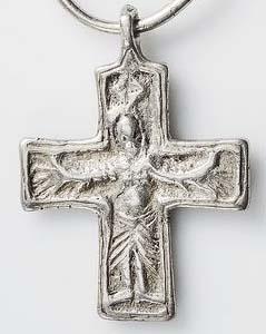 Крестик викингов, X-XI вв.