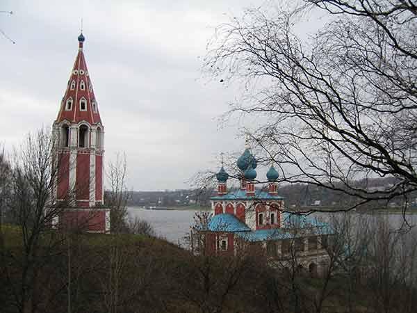 Казанская церковь Романова-Борисоглебска 2006 год