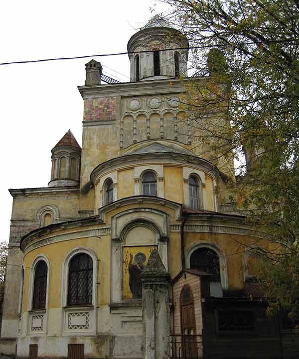 церковь андрея критского 2006 год
