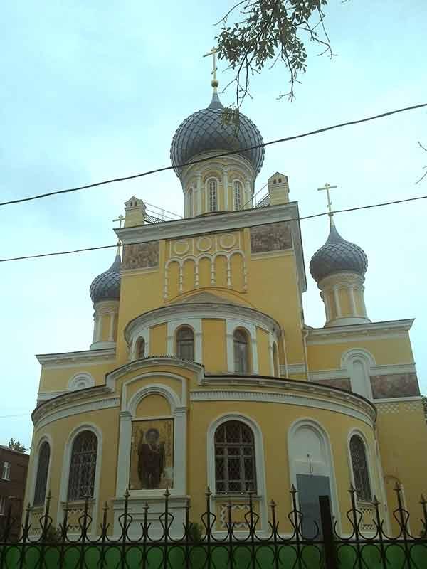 церковь андрея критского 2015 год