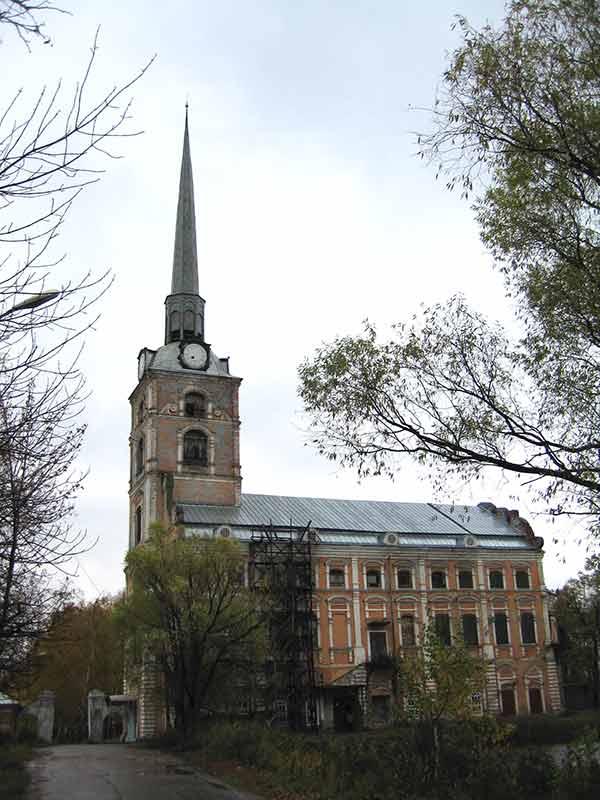 петропавловский собор 2006 год