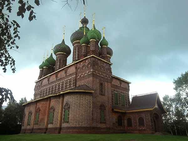 церковь иоанна предтечи 2015 год